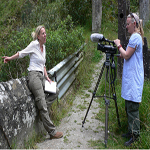 Film-making for girls - or how to make a TV travel documentary