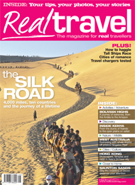 Real travel magazine