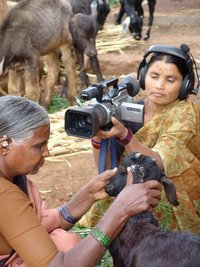 Women Film maker in  India