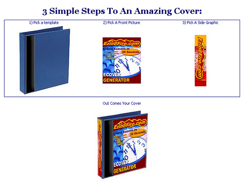 3 steps to an amazing cover