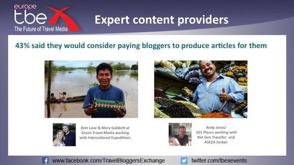 Expert content providers